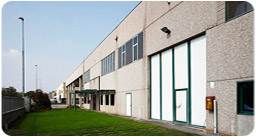 Our die casting foundry in Italy